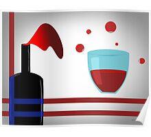 Blood Wine Poster