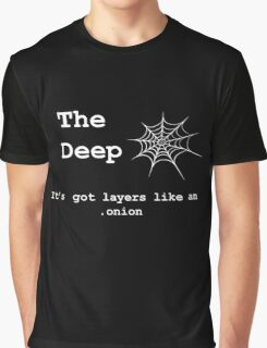 The Deep Web Graphic T-Shirt