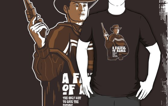 A Fistful Of Ashes by Fanboy30