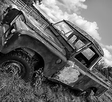 Four Wheel Drive by towerphotos