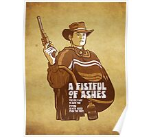 A Fistful Of Ashes  Poster