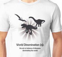 World Dinomination Unisex T-Shirt