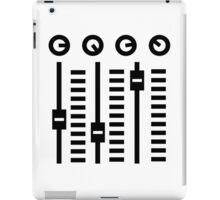 DJ Turntable Mixe iPad Case/Skin