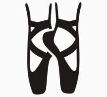 Ballet dancer feet by Designzz