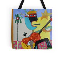 Scream It Tote Bag