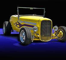 1930 Ford Roadster by DaveKoontz