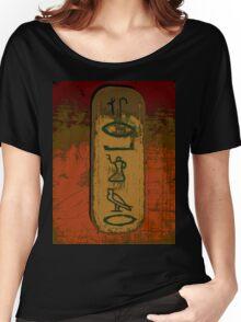 Desert Off road Long sleeve Shirt egipt design woodie Women's Relaxed Fit T-Shirt