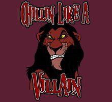 Scar Chillin Like a Villain T-Shirt