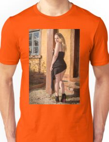 Country Estate Dress #1 Unisex T-Shirt