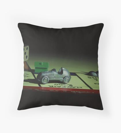 Profit And Loss Throw Pillow
