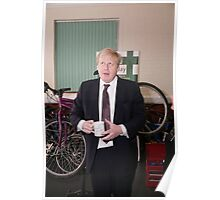 Boris Johnson  Poster
