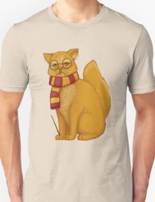 Gryffindor Cat T-Shirt