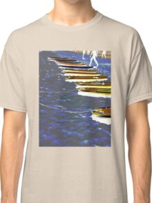 Surf Desert Off road Long sleeve Shirt surf design woodie Classic T-Shirt