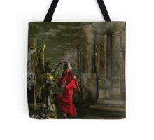 Catphrodite's Red Wind Killing Floor - part 6 Tote Bag