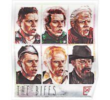 The Biffs Poster