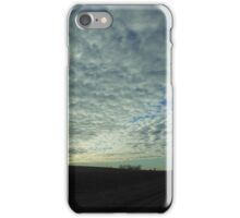 Clouds Across the Sky iPhone Case/Skin