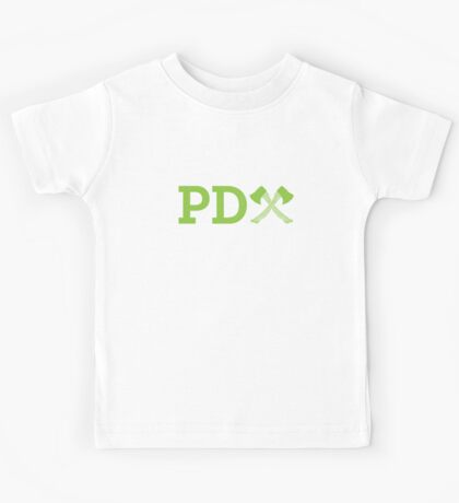 PD Axe Stand Alone Kids Tee