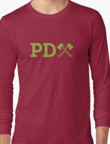 PD Axe Stand Alone Long Sleeve T-Shirt