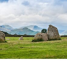 Castlerigg   Lake District by 29Breizh33