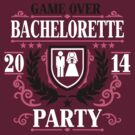 Bachelorette Party Game over 2014 by Cheesybee
