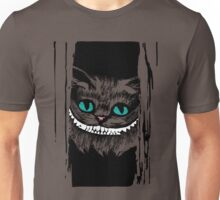 Here's Cheshire! Unisex T-Shirt