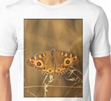 Meadow Argus butterfly Unisex T-Shirt