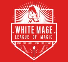 League of Magic: White by machmigo
