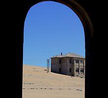 Desert Sky Photo Frame by Vanessa  Warren