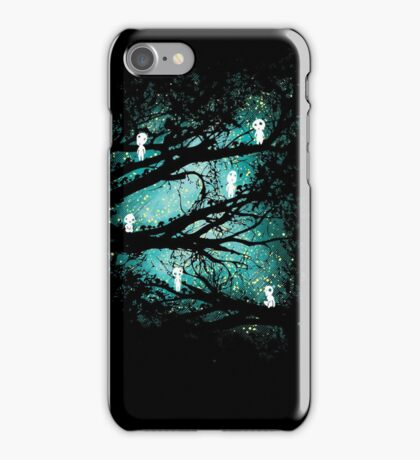 Tree Spirits iPhone Case/Skin