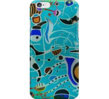 Surf and kite surf beach Juan design phone case iPhone Case/Skin