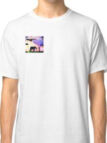 Lone Elephant Classic T-Shirt