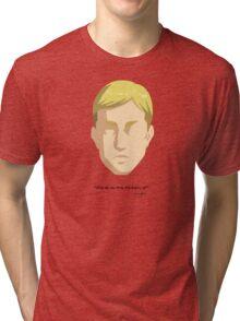 Attack on Titan: Erwin Smith Tri-blend T-Shirt