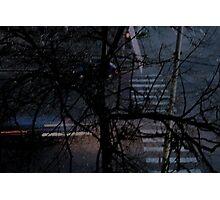 empty motion. Photographic Print