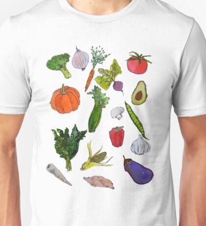 vegetables Unisex T-Shirt