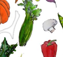 vegetables Sticker