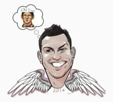 Cristiano Ronaldo, Lionel Messi - Ballon d'OR by Adem40