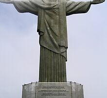 CHRIST THE REDEEMER-RIO by JAYMILO