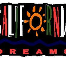 California Dreams - TV Show by SavedByTheCraft