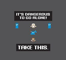 It's dangerous to go alone! Take K9. by HenkusFilijokus