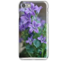 Tendenza flowers iPhone Case/Skin
