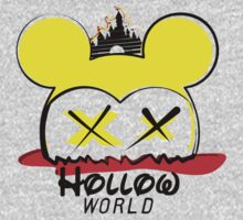 Hollow World Logo  by Nickpobursky