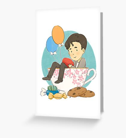 Benny! Greeting Card