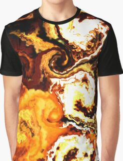 Flame Out Graphic T-Shirt