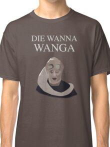 Bib Fortuna: Die Wanna Wanga: White Version Classic T-Shirt