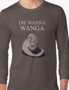 Bib Fortuna: Die Wanna Wanga: White Version Long Sleeve T-Shirt
