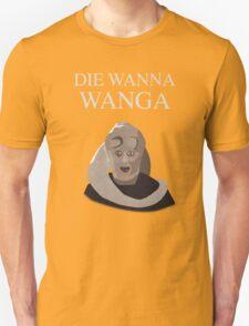 Bib Fortuna: Die Wanna Wanga: White Version Unisex T-Shirt