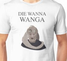 Bib Fortuna: Die Wanna Wanga: Black Version Unisex T-Shirt