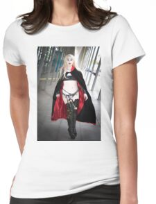 Lady Death #1 Womens Fitted T-Shirt