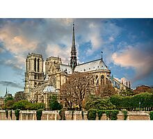 Notre Dame de Paris Photographic Print