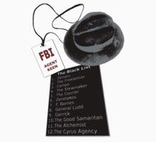 The Black List Top 12 by REDROCKETDINER